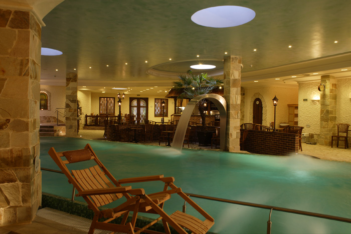 Hotel Carlsbad Plaza - Karlovy Vary - Swimming Pool