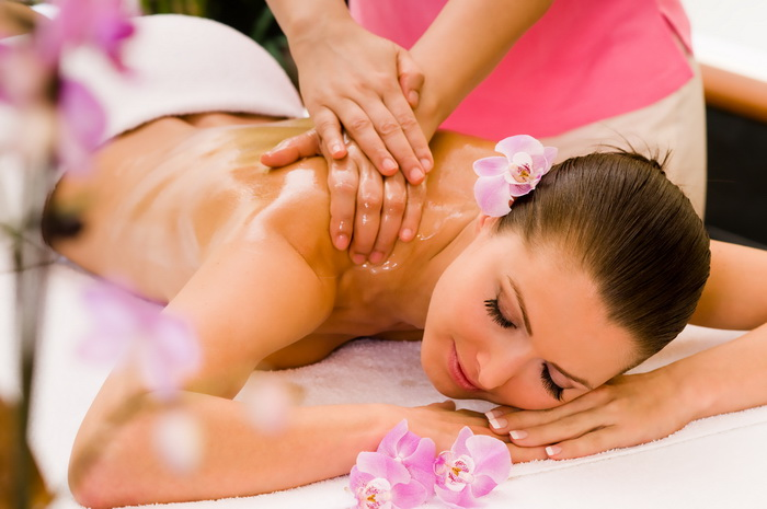Savoy Westend Hotel-Spa Afrodite-Oil Massage